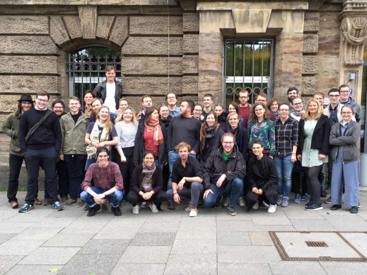 Vollversammlung in Hamburg